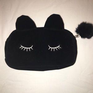 Handbags - Kitty Cosmetic Bag